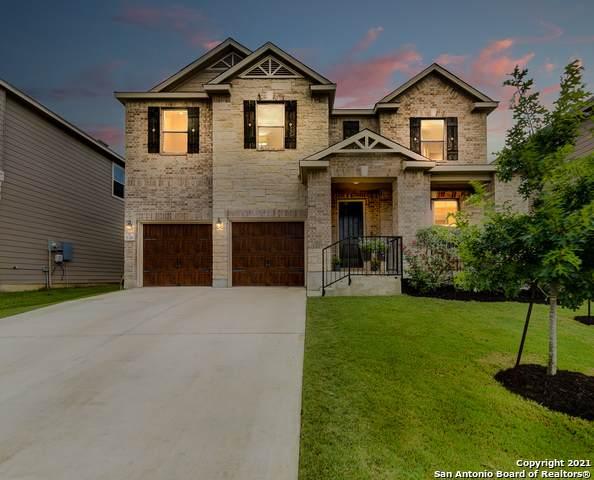 536 Landmark Bluff, Cibolo, TX 78108 (MLS #1544719) :: The Glover Homes & Land Group