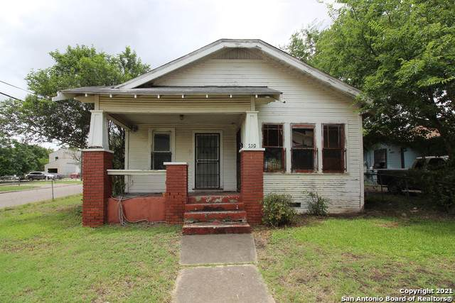 550 Canton, San Antonio, TX 78202 (#1544721) :: The Perry Henderson Group at Berkshire Hathaway Texas Realty
