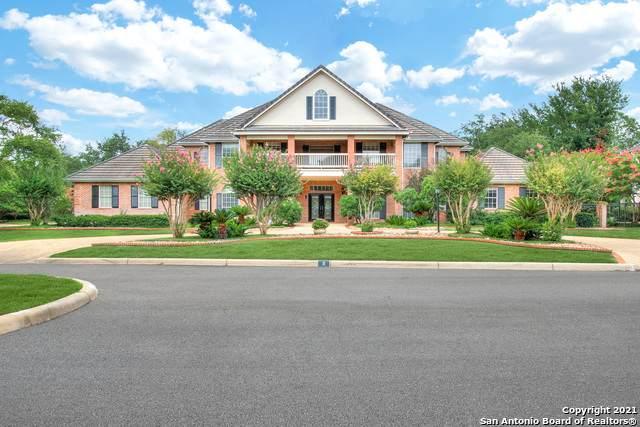 2 Charterwood, San Antonio, TX 78248 (MLS #1544728) :: The Lopez Group