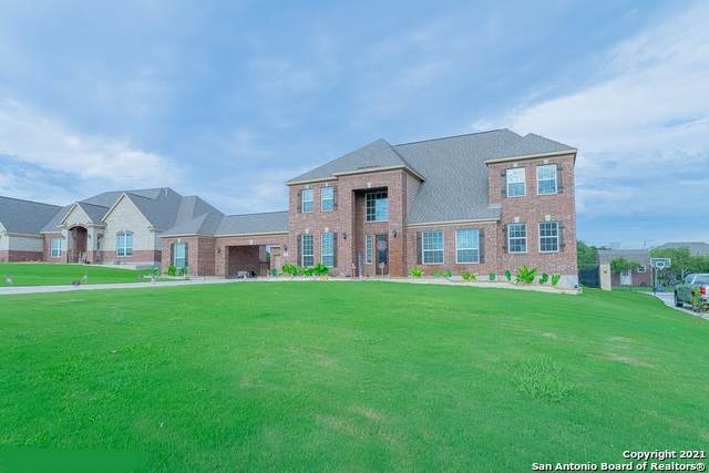 257 Sittre Dr, Castroville, TX 78009 (#1544731) :: The Perry Henderson Group at Berkshire Hathaway Texas Realty