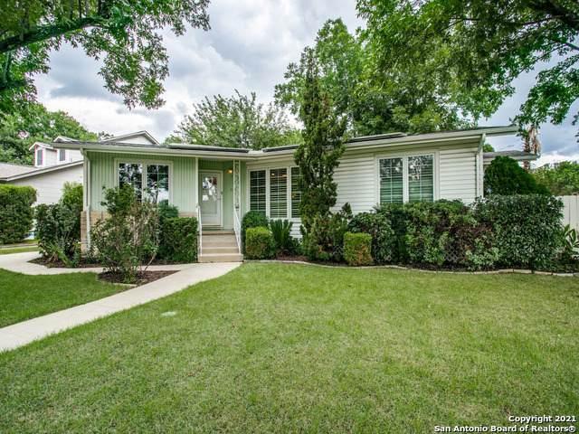 343 Robinhood Pl, San Antonio, TX 78209 (MLS #1544750) :: The Glover Homes & Land Group