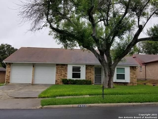 14323 Ridge Falls Dr, San Antonio, TX 78233 (MLS #1544829) :: The Gradiz Group