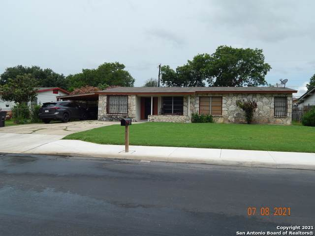 119 Ferncroft Dr, San Antonio, TX 78227 (MLS #1544926) :: The Lopez Group