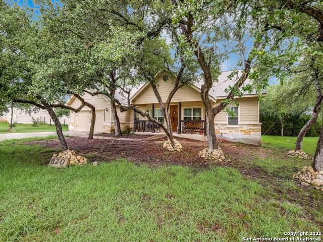 820 Monarch, Canyon Lake, TX 78133 (MLS #1544976) :: Exquisite Properties, LLC