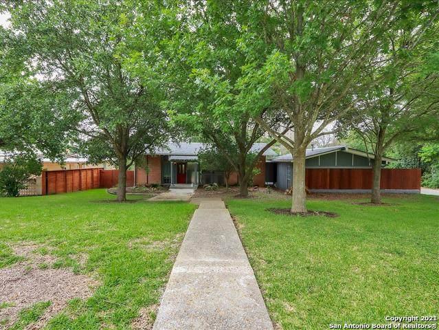 122 Downing Dr, San Antonio, TX 78209 (MLS #1544981) :: Williams Realty & Ranches, LLC
