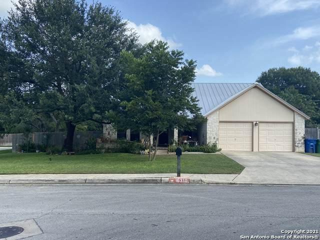 16310 Rough Oak St, San Antonio, TX 78232 (MLS #1545007) :: Carolina Garcia Real Estate Group