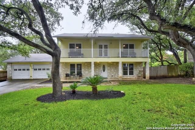 3015 Hanging Ledge, San Antonio, TX 78232 (MLS #1545099) :: Exquisite Properties, LLC
