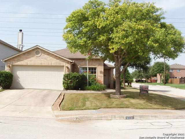 5031 Terrace Wood, San Antonio, TX 78223 (MLS #1545182) :: The Real Estate Jesus Team