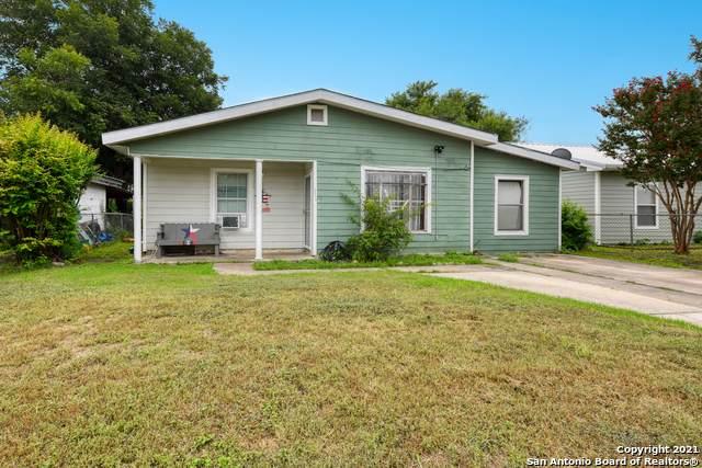 1114 W Thompson Pl, San Antonio, TX 78226 (MLS #1545202) :: The Lopez Group
