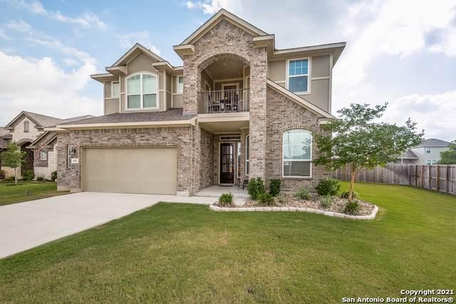 642 Pader, New Braunfels, TX 78130 (MLS #1545208) :: The Castillo Group