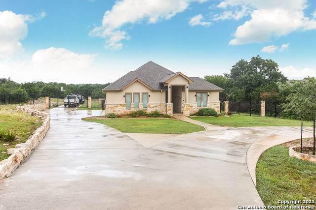 3226 Comal Springs, Canyon Lake, TX 78133 (MLS #1545277) :: The Lopez Group