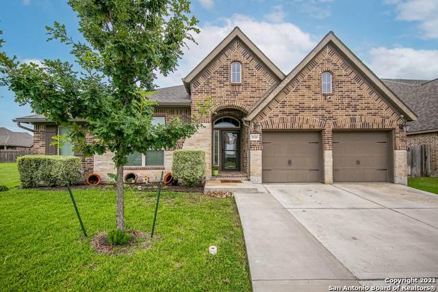 2718 Saddlehorn Dr, Seguin, TX 78155 (MLS #1545280) :: Carter Fine Homes - Keller Williams Heritage