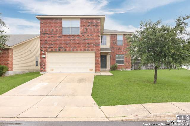 5131 Fountain Hill, San Antonio, TX 78244 (MLS #1545319) :: The Rise Property Group