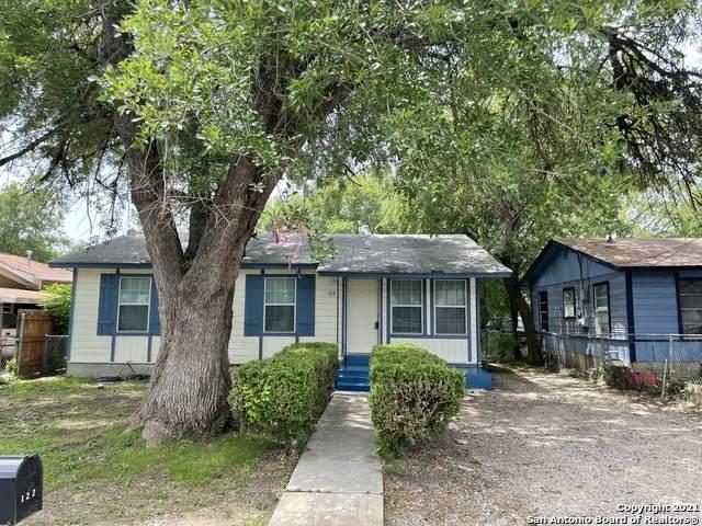 122 Alhaven Ave, San Antonio, TX 78210 (MLS #1545377) :: Exquisite Properties, LLC