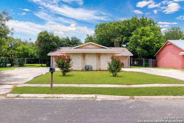 5731 Alnwick St, San Antonio, TX 78228 (MLS #1545421) :: The Gradiz Group