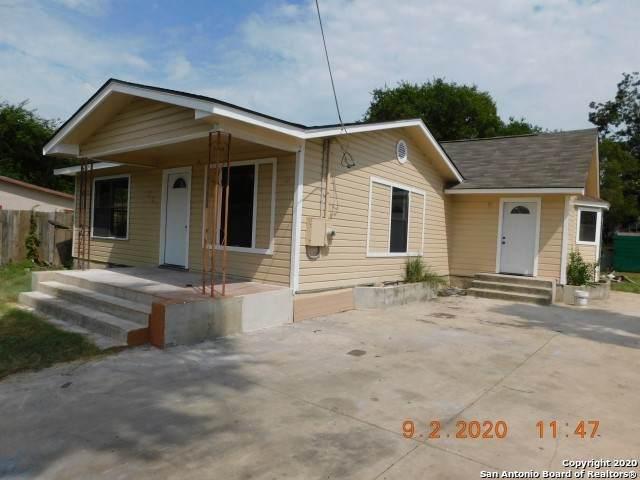 221 Lovett Ave, San Antonio, TX 78211 (MLS #1545440) :: The Gradiz Group