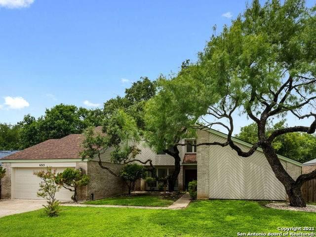 6313 Bowman Ridge, San Antonio, TX 78249 (MLS #1545445) :: Vivid Realty