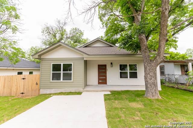 211 F St, San Antonio, TX 78210 (#1545448) :: Zina & Co. Real Estate