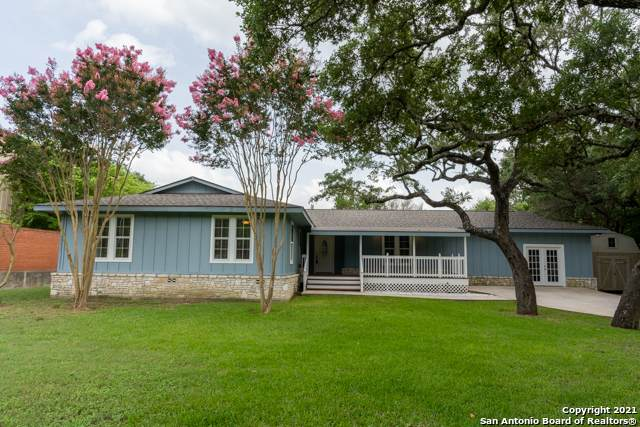 9160 Aqua Dr, Boerne, TX 78006 (MLS #1545453) :: Carter Fine Homes - Keller Williams Heritage