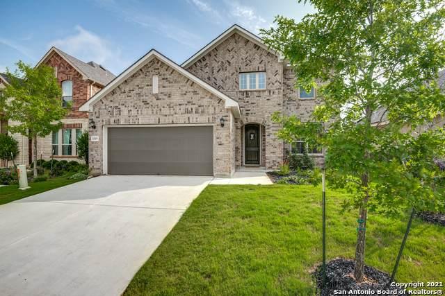 1519 Founders Park, New Braunfels, TX 78132 (MLS #1545483) :: Carter Fine Homes - Keller Williams Heritage