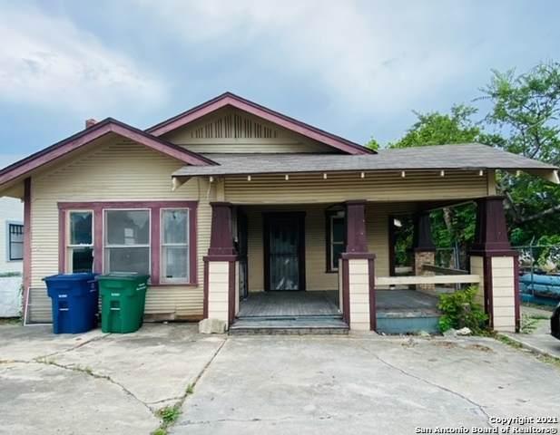 128 Blanco Rd, San Antonio, TX 78212 (MLS #1545487) :: ForSaleSanAntonioHomes.com