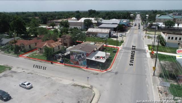 .27 Acres On 1802 S Flores St & 110 E Fest St, San Antonio, TX 78204 (MLS #1545518) :: Texas Premier Realty
