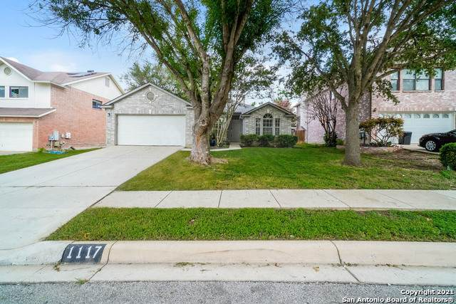 1117 Arbor Dawn Ln, Schertz, TX 78154 (MLS #1545566) :: Tom White Group
