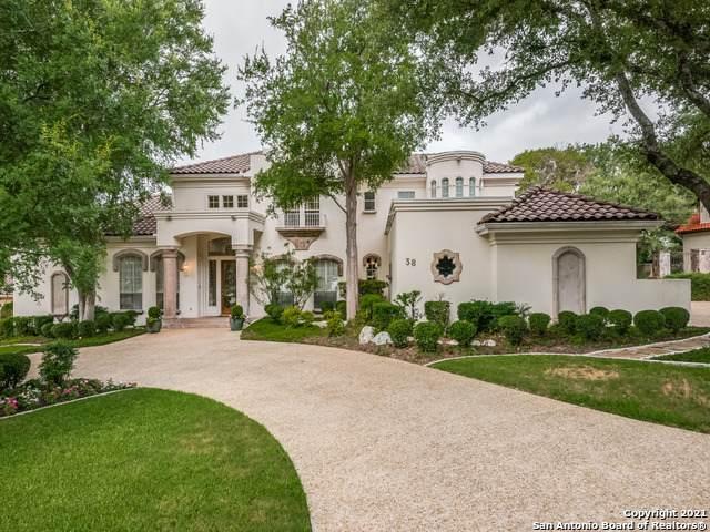 38 Eton Green Cir, San Antonio, TX 78257 (MLS #1545568) :: Tom White Group