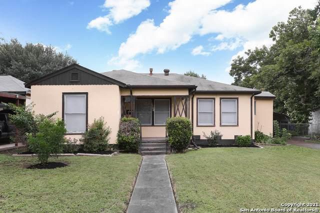 2411 W Huisache Ave, San Antonio, TX 78228 (MLS #1545569) :: Exquisite Properties, LLC