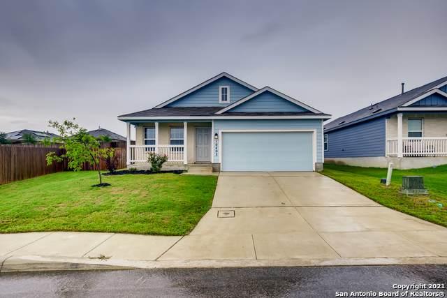 10403 De Gonzalo Way, Converse, TX 78109 (MLS #1545578) :: Beth Ann Falcon Real Estate