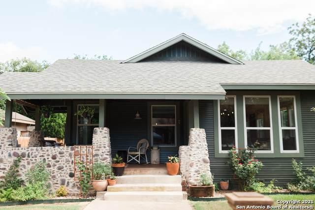 818 W Hollywood Ave, San Antonio, TX 78212 (MLS #1545584) :: ForSaleSanAntonioHomes.com