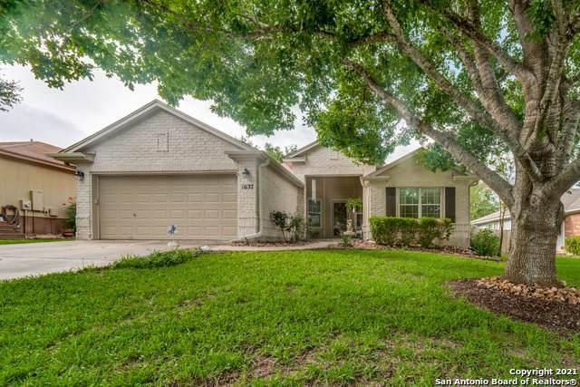 1637 Sunstone Cir, New Braunfels, TX 78130 (MLS #1545587) :: The Mullen Group | RE/MAX Access
