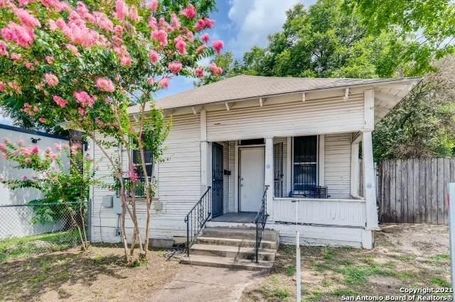 527 CULEBRA RD Culebra Rd, San Antonio, TX 78201 (MLS #1545628) :: REsource Realty