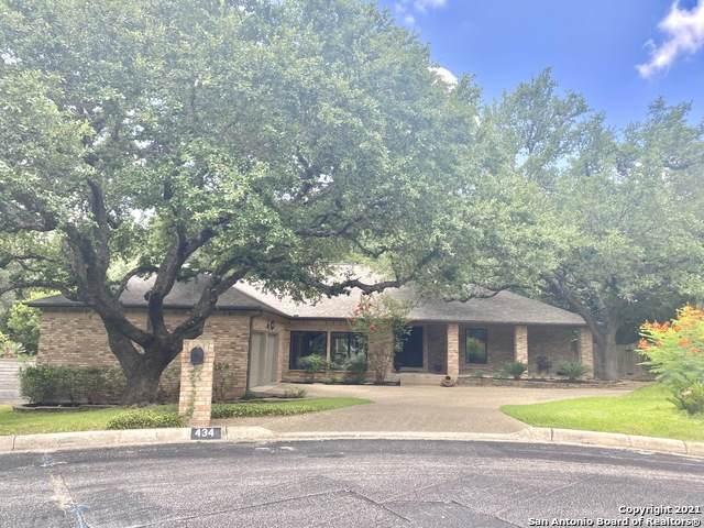 434 Country Wood Dr, San Antonio, TX 78216 (MLS #1545666) :: Vivid Realty