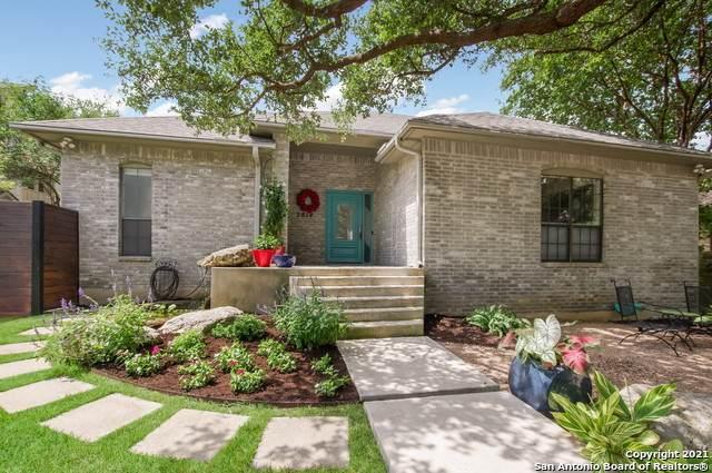 2814 Woodcrest Dr, San Antonio, TX 78209 (MLS #1545669) :: The Real Estate Jesus Team