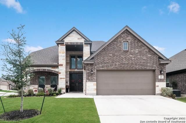 209 Turning Stone, Cibolo, TX 78108 (MLS #1545677) :: Exquisite Properties, LLC