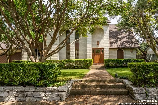 13134 N Hunters Cir, San Antonio, TX 78230 (MLS #1545690) :: Carter Fine Homes - Keller Williams Heritage