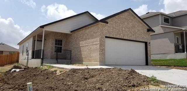 2036 Cassiopeia Bend, San Antonio, TX 78245 (MLS #1545707) :: The Castillo Group