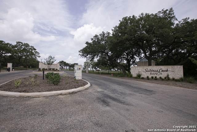 LOT 62 Sabinas Springs Rd, Boerne, TX 78006 (MLS #1545720) :: Exquisite Properties, LLC