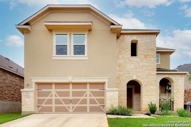 11087 Hill Top Loop, Helotes, TX 78023 (MLS #1545724) :: Vivid Realty