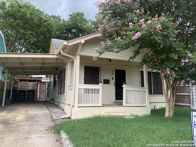 420 Dreiss St, San Antonio, TX 78203 (#1545732) :: The Perry Henderson Group at Berkshire Hathaway Texas Realty