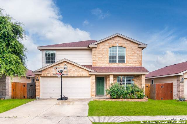 543 Granite Cliff, San Antonio, TX 78251 (MLS #1545739) :: JP & Associates Realtors