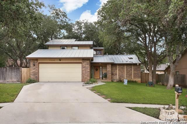 7122 Mountain Grove, San Antonio, TX 78250 (MLS #1545782) :: Williams Realty & Ranches, LLC