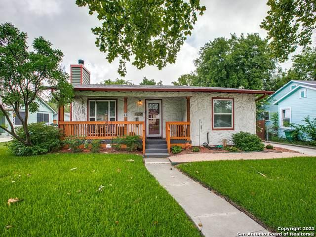 105 Hermine Blvd, San Antonio, TX 78212 (#1545794) :: Zina & Co. Real Estate