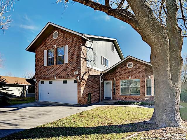 654 Cypresscliff Dr, San Antonio, TX 78245 (MLS #1545816) :: The Gradiz Group