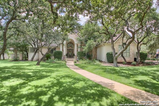 223 Bentley Manor, Shavano Park, TX 78249 (MLS #1545820) :: Beth Ann Falcon Real Estate