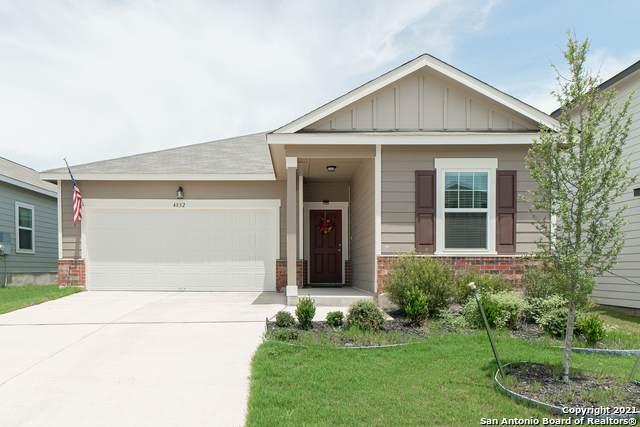 4832 Hallies Garden, St Hedwig, TX 78152 (MLS #1545868) :: Vivid Realty