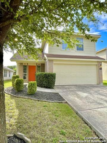8927 Gallop Chase, San Antonio, TX 78254 (#1545869) :: The Perry Henderson Group at Berkshire Hathaway Texas Realty