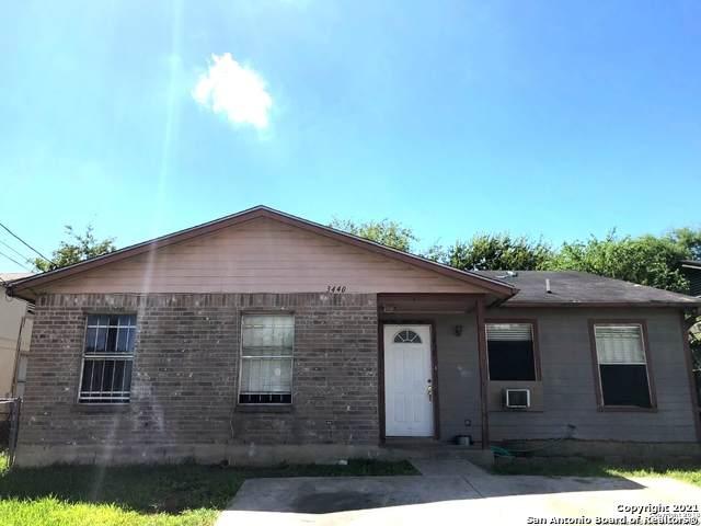 3438 Gateway Dr, San Antonio, TX 78210 (MLS #1545884) :: The Lopez Group