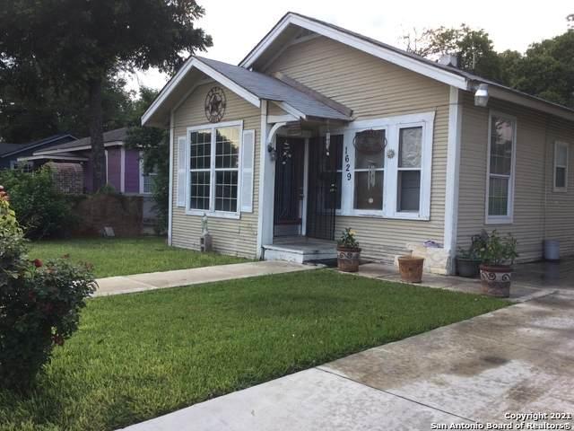 1629 Santa Anna, San Antonio, TX 78201 (MLS #1545887) :: The Real Estate Jesus Team